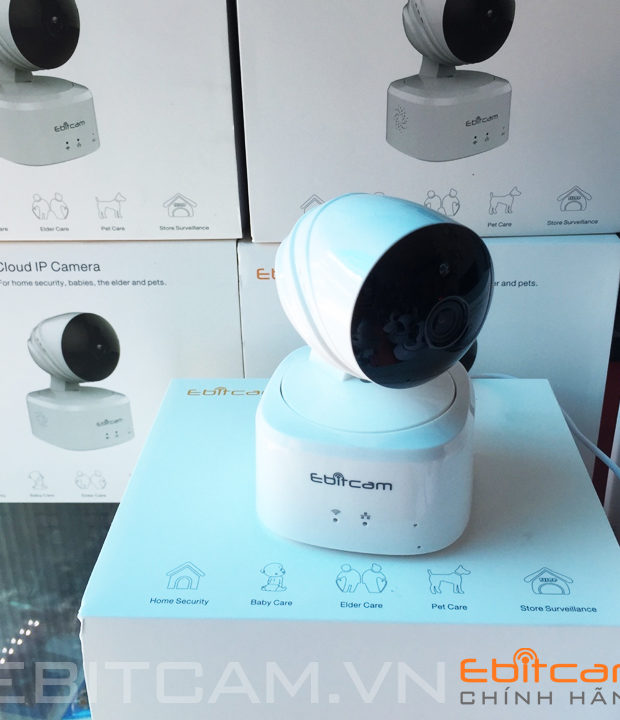 Ebitcam chinh hang-Camera IP-4